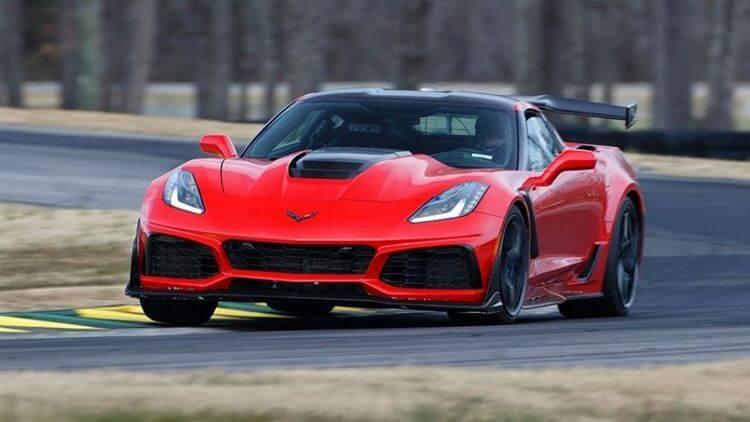 2018 chevrolet corvette zr1 6