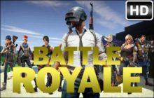 Battle Royale Games HD Wallpaper New Tab