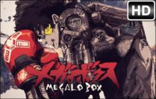 Megalo Box Anime HD Wallpaper New Tab Themes