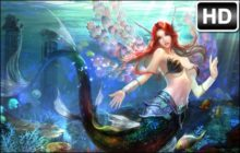 Mermaid HD Wallpapers Mermaids New Tab Themes