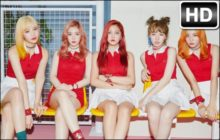 Kpop Red Velvet HD Wallpaper New Tab Themes