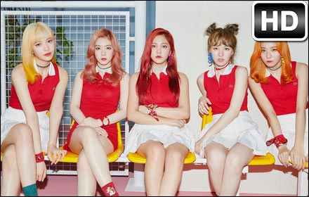 Kpop Red Velvet Hd Wallpaper New Tab Themes Free Addons