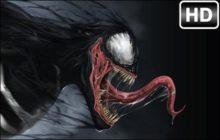 Venom HD Wallpaper New Tab Themes