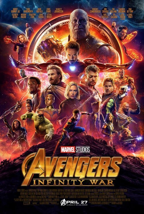 avengers infinity war review 1