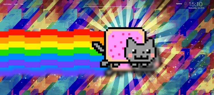 doge and nyan cat 12