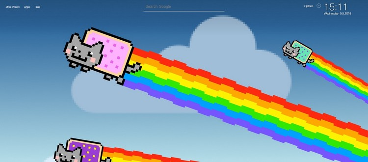 doge and nyan cat 13