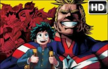 All Might HD Wallpaper Anime New Tab Themes