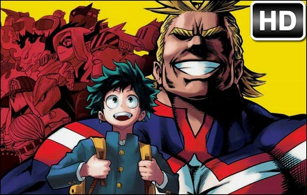All Might Hd Wallpaper Anime New Tab Themes Free Addons