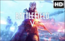 Battlefield 5 HD Wallpaper New Tab Themes