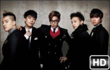 Kpop Big Bang HD Wallpaper New Tab Themes