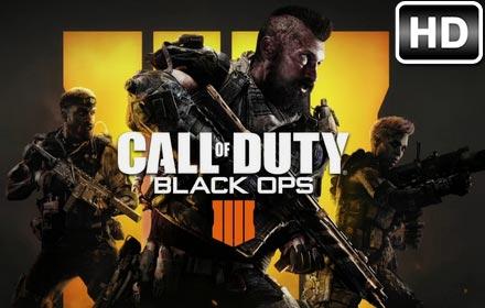 Call Of Duty Black Ops 4 Hd Wallpaper New Tab Hd