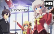 Charlotte Anime HD Wallpaper New Tab Themes