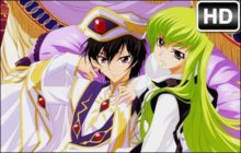 Code Geass HD Wallpaper Anime New Tab Themes