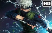 Kakashi Hatake HD Wallpaper Naruto New Tab