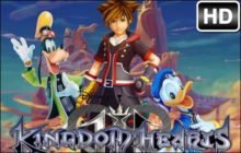 Kingdom Hearts 3 HD Wallpaper New Tab Themes