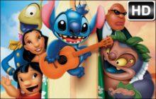 Lilo And Stitch HD Wallpaper Disney New Tab