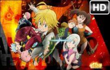 Nanatsu no Taizai Anime HD Wallpaper New Tab