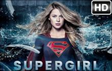 Supergirl HD Wallpaper DC Comics New Tab