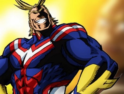 Boku No Hero Academia Best Hero All Might The Symbol Of Peace