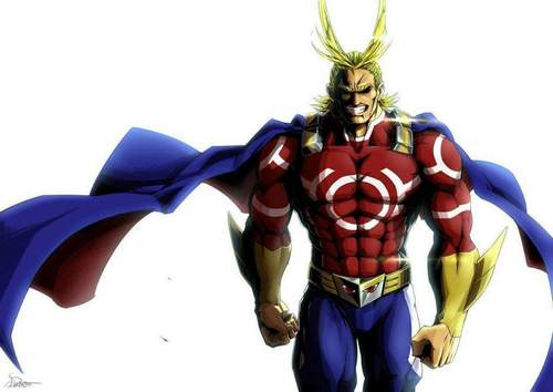 all might 1