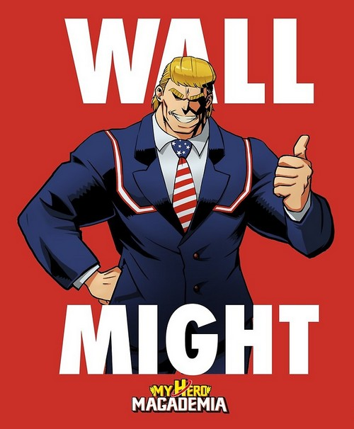 all might 11