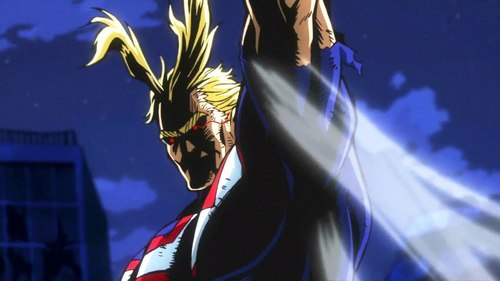 all might 12