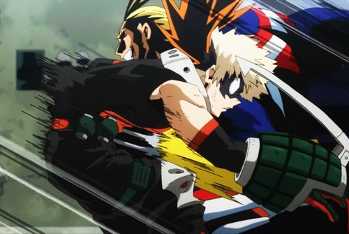 all might 14