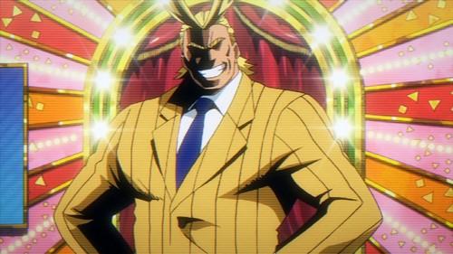 Boku No Hero Academia Best Hero All Might The Symbol Of Peace
