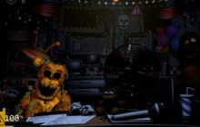 FNAF Ultimate Custom Night – What is this Nightmare?