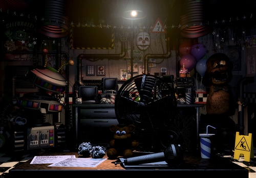 fnaf ultimate custom night 9