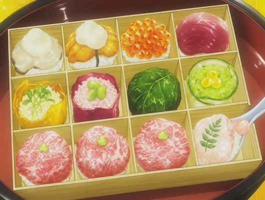 The Wonderful World of Top 20 Japanese Food in Anime