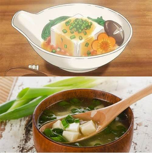 japanese food in anime 16
