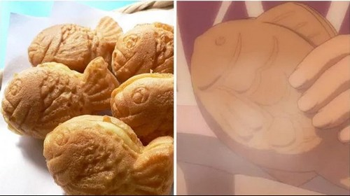 japanese food in anime 2