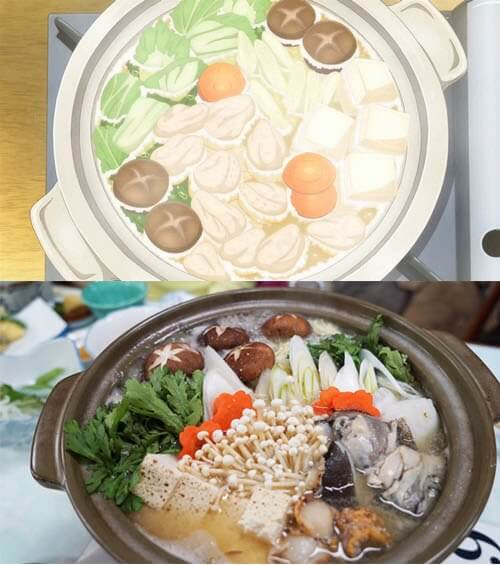 japanese food in anime 20