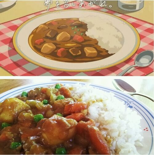japanese food in anime 5