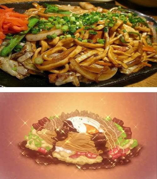 japanese food in anime 9