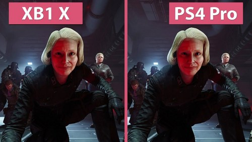 The Eternal Console War: Xbox One vs PS4 - Quality or Needs?Ps4 Pro Graphics Vs Xbox One X