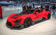 Zenvo TSR-S Review: When The Red Demon Takes Flight!