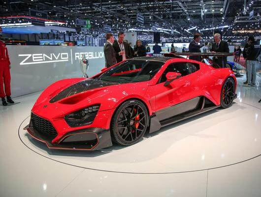 Zenvo Tsr S Review When The Red Demon Takes Flight