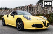 Alfa Romeo HD Wallpapers Sports Cars New Tab