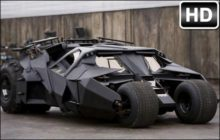 Batmobile HD Wallpapers Batman New Tab