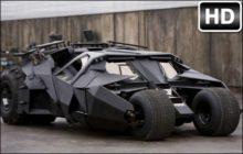 Batmobile HD Wallpapers Batman New Tab