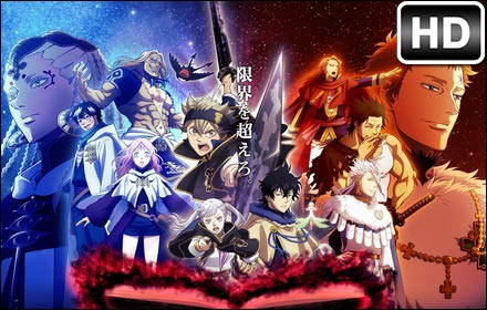 Black Clover Anime Hd Wallpapers New Tab Free Addons