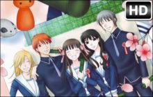 Fruits Basket Anime HD Wallpapers New Tabs.