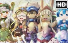 Made In Abyss Anime HD Wallpapers New Tab