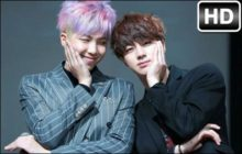 RM & Jin BTS HD Wallpapers NamJin New Tab