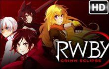 RWBY Anime HD Wallpapers RWBY New Tab Themes