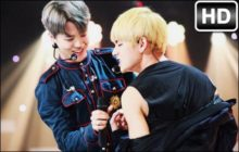 V & Jimin BTS HD Wallpapers VMin New Tab