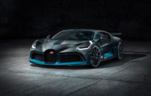 Bugatti Divo World Premier: When Speed is not everything!