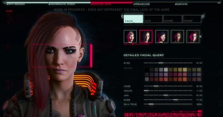 cyberpunk 2077 gameplay demo 1